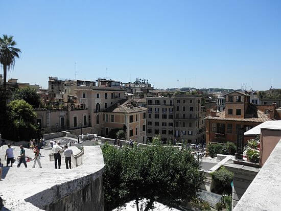 Roma — столица италии административный