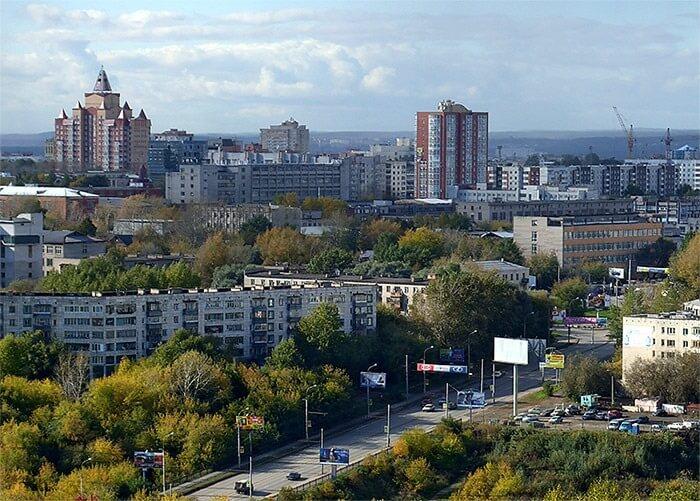 В городе Пермь до 11 октября будет перекрыто движение по ул. Газеты «Звезда ...